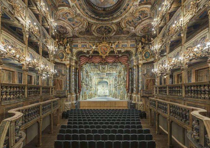 Teatro dell'opera dei Margravi