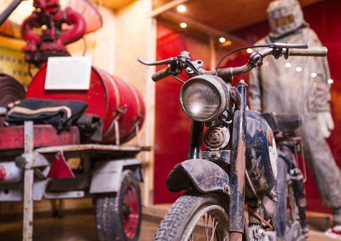 Museo Storico dei Pompieri e della Croce Rossa Italiana di Manfredonia
