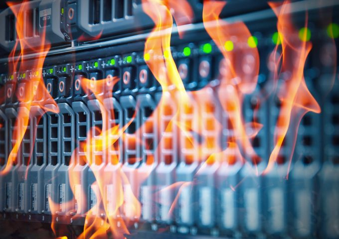 Incendio al data center OVH di Strasburgo