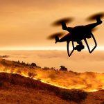 I droni-pompiere