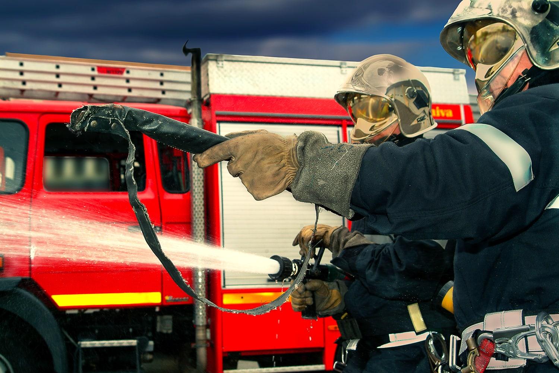 I sapeurs-pompiers de Paris, i pompieri parigini