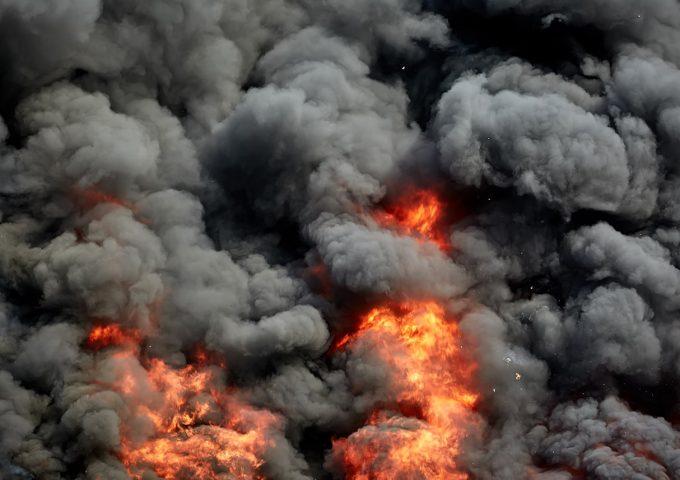 Fumo e gas: i più temibili prodotti della combustione