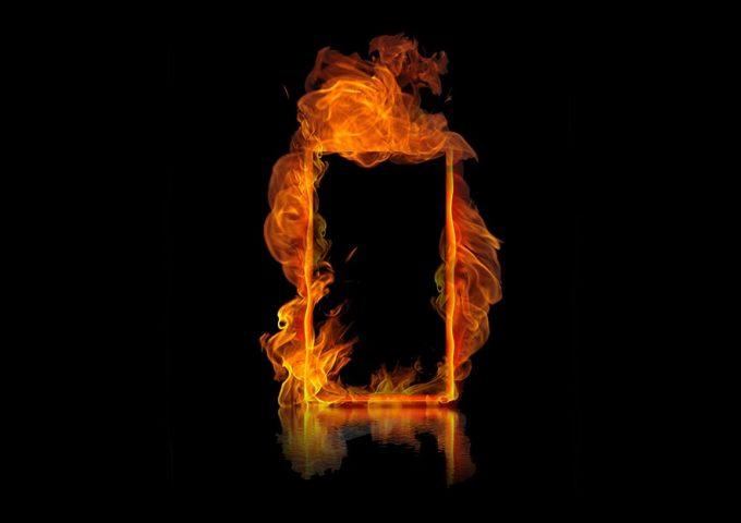 Cosa fare in caso di incendio in casa