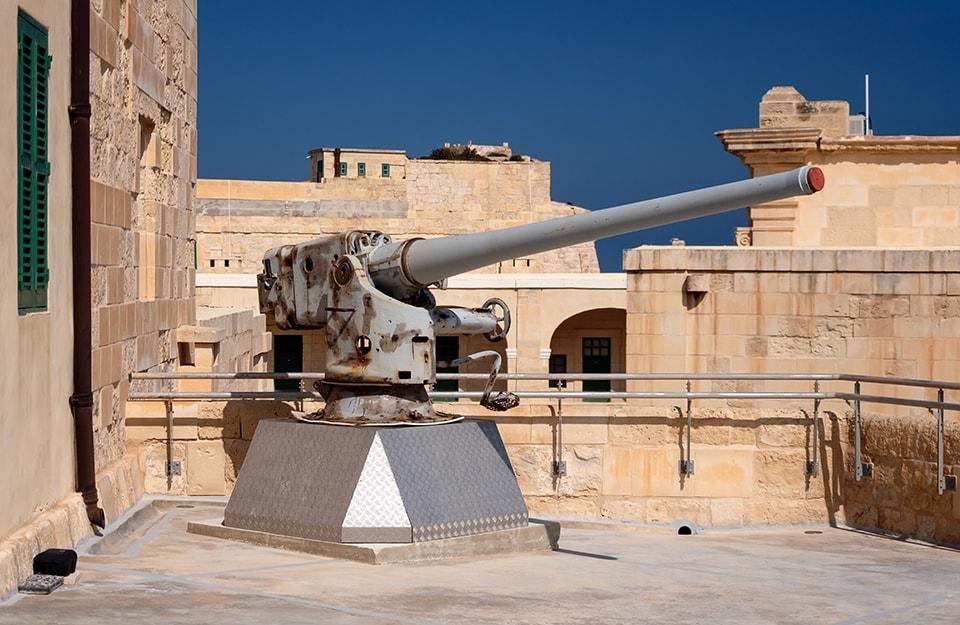 Nel 1942 Malta era ritenuta strategica sia per le forze alleate che per quelle dell'Asse